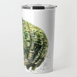 Mr Kākāpō Travel Mug
