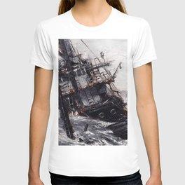 All Hands On Deck T-shirt