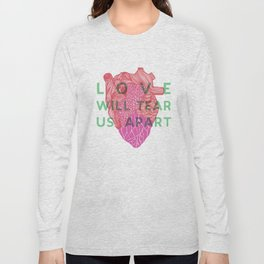 Love will tear us apart Long Sleeve T-shirt