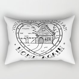 Lovesong, the cure Rectangular Pillow