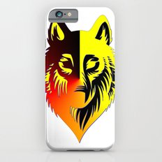 The Solar Wolf iPhone 6s Slim Case