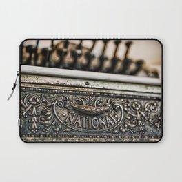 National Cash Laptop Sleeve