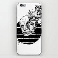 picasso iPhone & iPod Skins featuring Picasso by Benson Koo