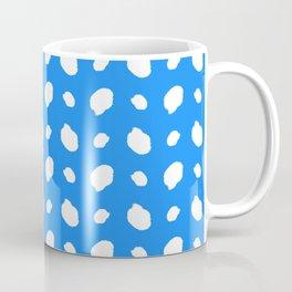 spot and blot 19 blue Coffee Mug