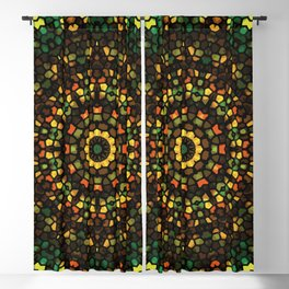 Mosaic 4g Blackout Curtain