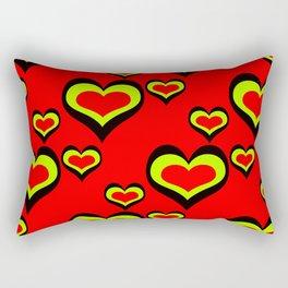 herzen Rectangular Pillow