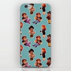 IT Crowd iPhone & iPod Skin