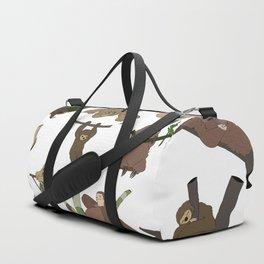 Sloth Party Duffle Bag