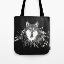 Raised By The Wolves Tote Bag