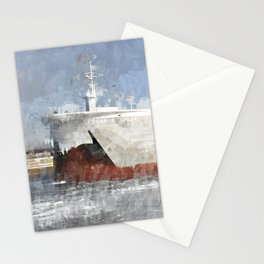 Edgar B Speer at West Pier Stationery Cards