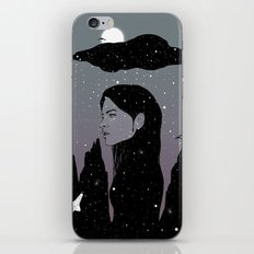 If My Dark Cloud Were Full of Stars (I'd Let It Hang Over Me) iPhone & iPod Skin