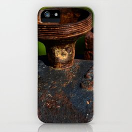 Rust - I iPhone Case
