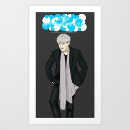 Zelo Angel Art Print
