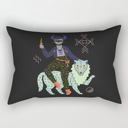 Witch Series: Demon Rectangular Pillow
