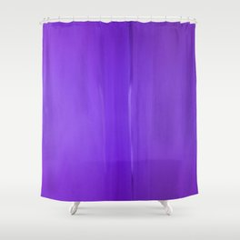 Abstract Purples Shower Curtain
