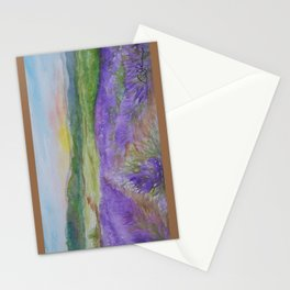 An Evening in Provence WC150601-12 Stationery Cards