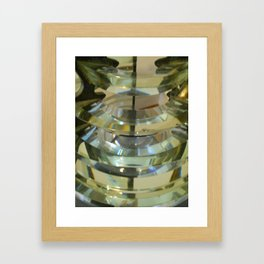 Refract, Retract, Re... Framed Art Print