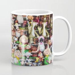 crowded picture Coffee Mug