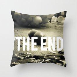 fim. Throw Pillow