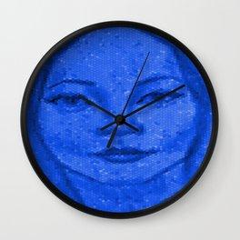 Beauty and Loveliness Wall Clock
