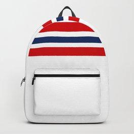 Classic Retro Stripes Akateko Backpack