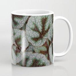 Leaf textures Coffee Mug