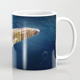 A Whale Dreams of the Forest Coffee Mug