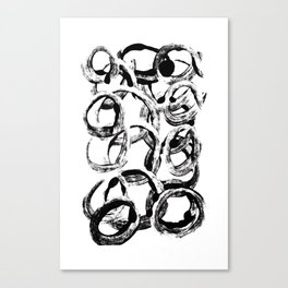 binding Canvas Print