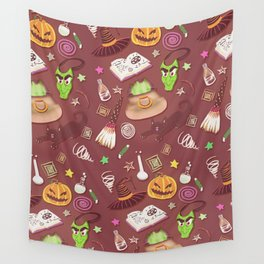 Witchy Goodness Wall Tapestry