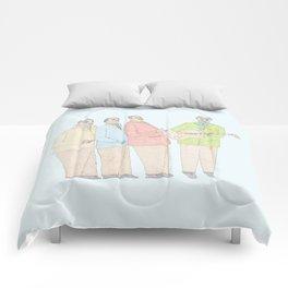 The Mills Bros Comforters