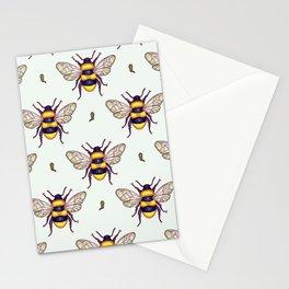 honey guards Stationery Cards