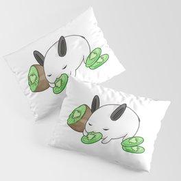 kiwi bunny Pillow Sham