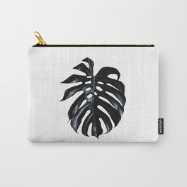 Palm Leave Carry-All Pouch