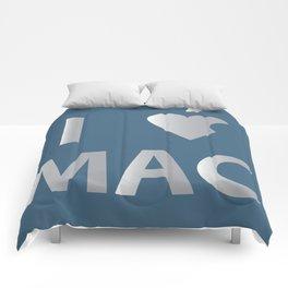 I heart Mac Comforters