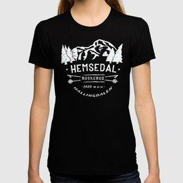 Hemsedal negative T-shirt