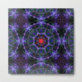 Mandala - Daily focus 2.17.18 Metal Print