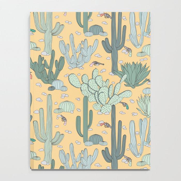 Succulent Guns Notebook