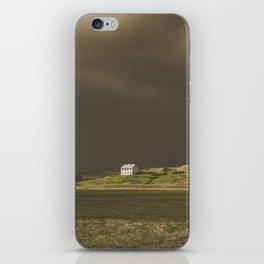 White house, Iceland iPhone Skin