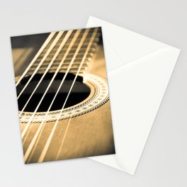 On A String Stationery Cards