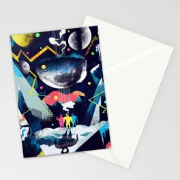 Sublime Visions of Nature Stationery Cards