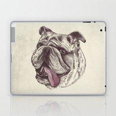 Bulldog King Laptop & iPad Skin