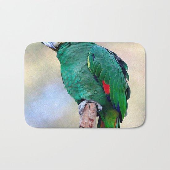 parrot Bath Mat