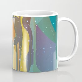 Virgo The Virgin / Zodiac Coffee Mug