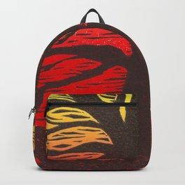 Barren Sunset Backpack