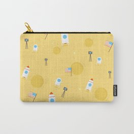 Mission to Moon Carry-All Pouch