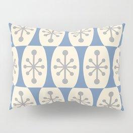 Mid Century Modern Atomic Fusion Pattern 105 Pillow Sham