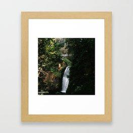 Multnomah Falls Framed Art Print