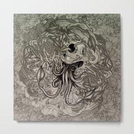 Eight Mix Metal Print