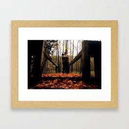 Believe Me.  Framed Art Print