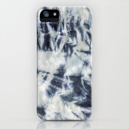 Shibori #3 iPhone Case